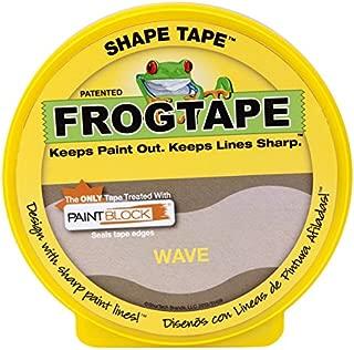 Best frog tape wave designs Reviews
