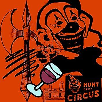 clowns belong in the circus