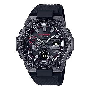 """[カシオ] 腕時計 ジーショック G-STEEL スマートフォン リンク カーボンコアガード構造 GST-B400X-1A4JF メ..."""""""