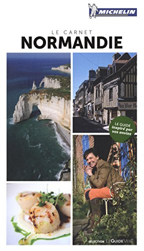 Le Carnet Normandie Michelin