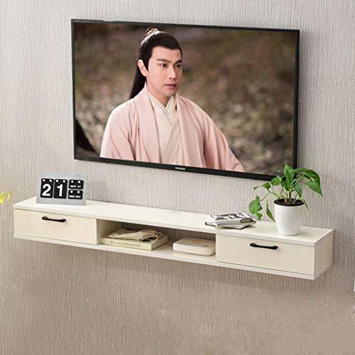 Wand-tv-kast slaapkamer woonkamer wandrek met lade TV-staander multifunctioneel display rek