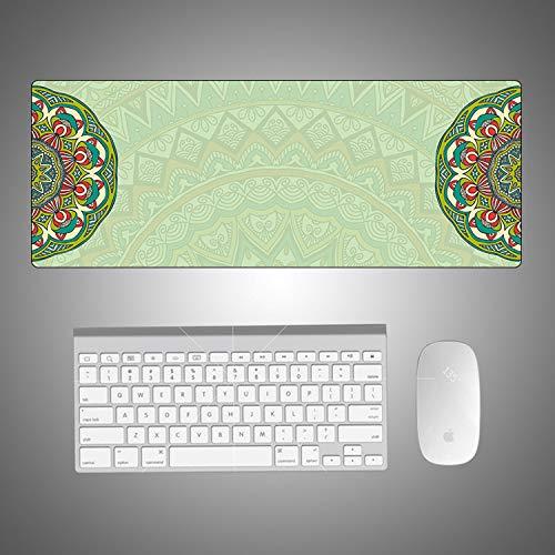 Preisvergleich Produktbild Kreative frische große Verschlusskarikaturspiel-Mausunterlagencomputerbüro-Starke Gleitschutzmatte