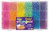 Beadery Perla Gigante scatola Kit 2300 perline/Pkg-Brights