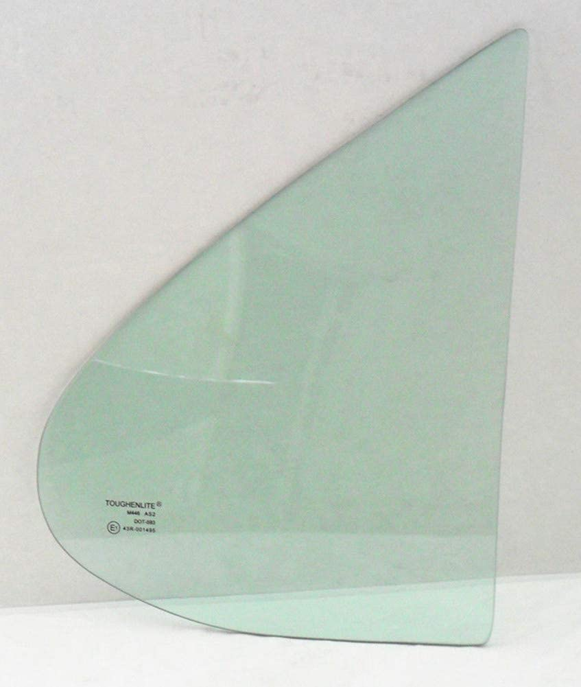 Passenger/Right Side Rear Vent Glass Vent Window Replacement for