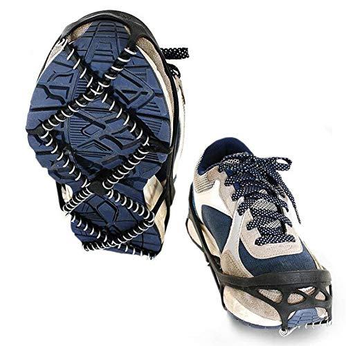 Mil-Tec 360° Crampons Glacé Neige Antidérapante pour Chaussures Bottes