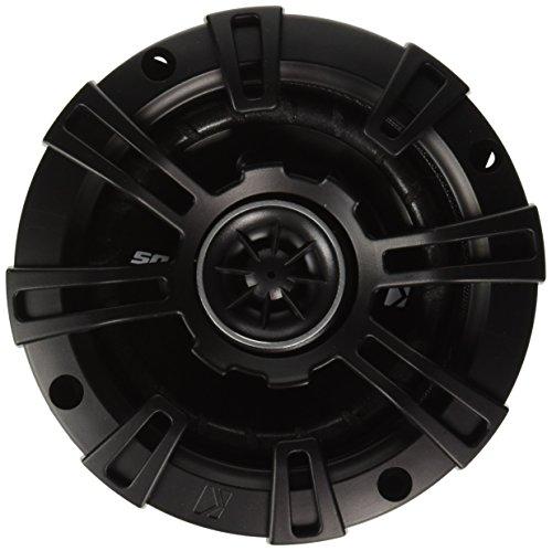 Kicker 43DSC404 - Altavoz coaxial (10 cm), Color Negro