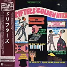 The Drifter's Golden Hits - sample Japan import with OBI