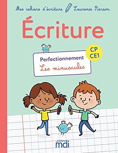 Mes cahiers d'écriture - Cahier CP-CE1 Perfectionnement