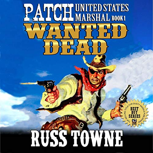 Wanted Dead audiobook cover art