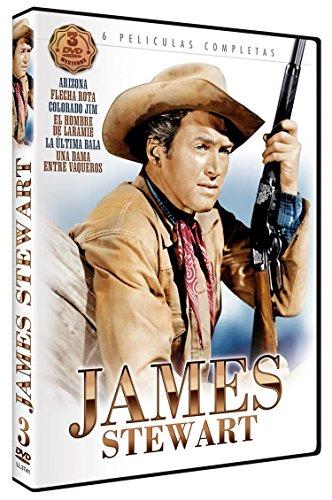 Recopilación James Stewart - 6 Películas [DVD]