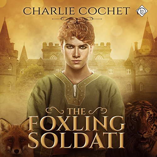 The Foxling Soldati audiobook cover art