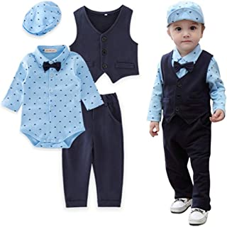0-24 Monate Bekleidungsset Yinson Baby Jungen