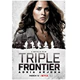 DNJKSA Triple Frontier Film Ben Affleck Oscar Isaac Poster
