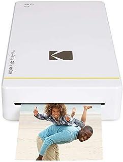 Kodak Photo Printer Mini WiFi - Impresora fotográfica (Impresión por sublimación, Cian, Magenta, Amarillo, 16,7 M, MicroUS...