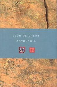 Antología par León De Greiff