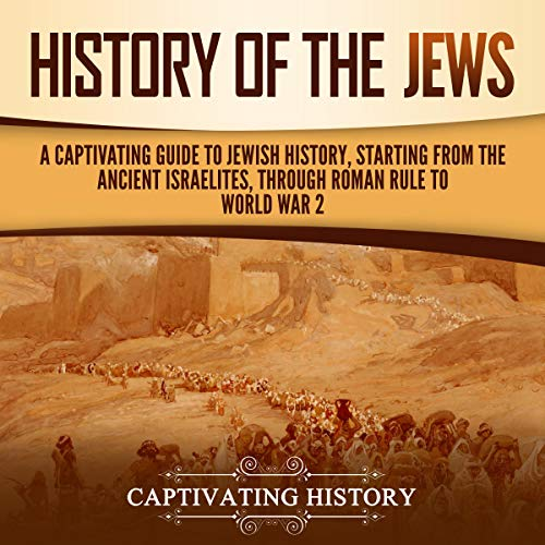 History of the Jews cover art