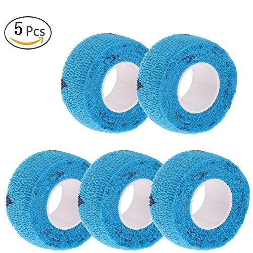 Jiamins selbstklebende Bandagen Erste-Hilfe-elastische Bandage für Muskel-Pflege, Fitness Sport