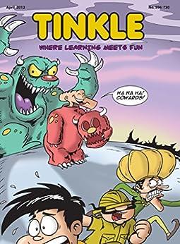 Tinkle Magazine No.596 by [Rajani Thindiath]