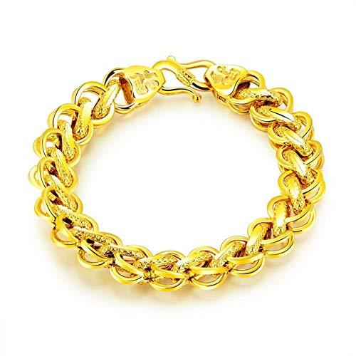 Kobra Verstelbare koperen armband voor mannen, beste geschenken voor Vaderdag, overdreven inspirerende hip-hop-sieraden. 195