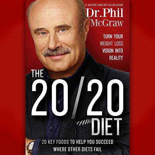 The 20/20 Diet audiobook cover art