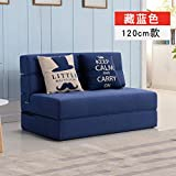 LJQLXJ divano Floor Tatami Bed Cushion Mattress Dual-Purpose Single Double Small Bedroom Home Lazy Lounge Couch Pouf,A1