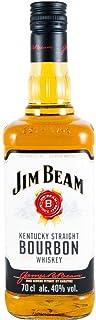 Jim Beam White Label Kentucky Straight Bourbon Whiskey 70cl
