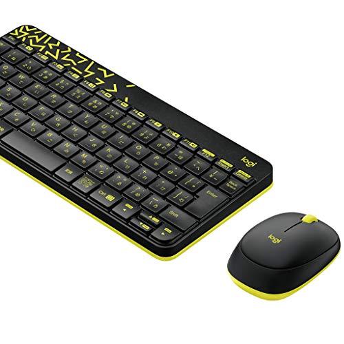ロジクール マウス キーボード セット MK240nBC 無線 ワイヤレス コンボ ブラック MK240 国内正規品