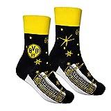 Borussia Dortmund Winter-Socken, Gr. 39-42 -