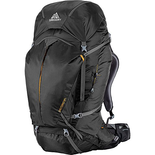 Gregory Mountain Products Baltoro 85 Liter Men's Backpack, Shadow Black, Large