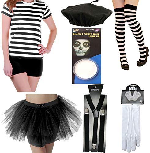 Hi Fashionz Disfraz de Isle�o para Mujer Disfraz de Artista de ...