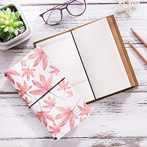 Cuadernos Papelería Creativa Cortex Portátil Pequeña Cuenta Fresca Mano Book Securamente Suministros de Oficina