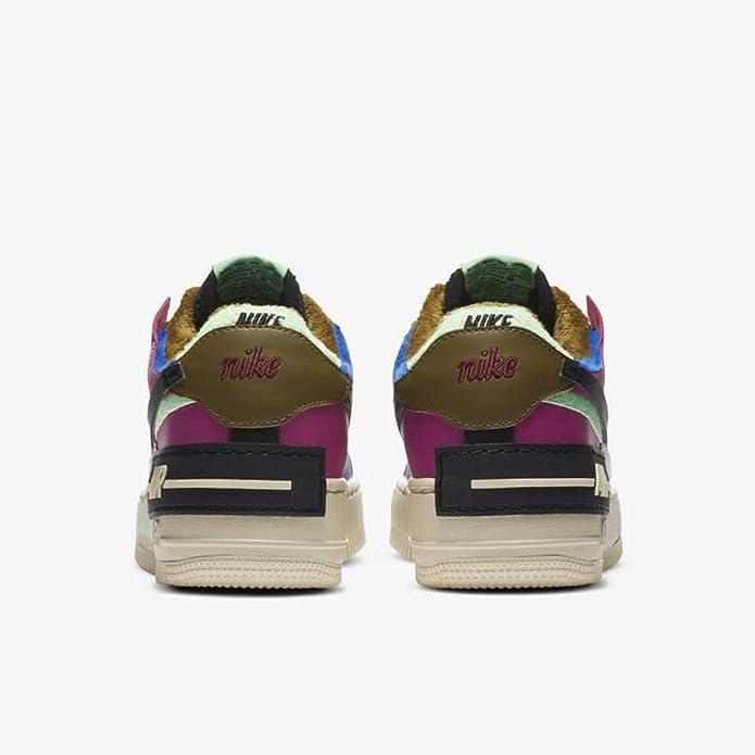 Amazon.com   Nike Women's Shoes Air Force 1 Shadow SE Cactus ...