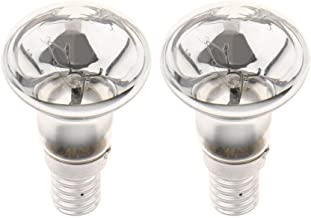2X R39 Reflector Spotlight Bulb Lava Lamp Lightbulb Small Screw SES E14 30W AOD