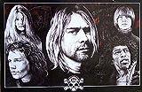 HSE Dead at 27Poster Kurt Cobain–Jim