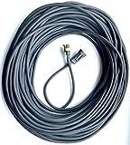 Robótico Cortacésped Fuente de alimentación Cable de Baja tensión para la estación de Carga para HUSQVARNA AUTOMOWER –...