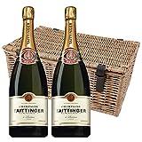 Magnum of Taittinger Brut Reserve, NV, Champagne Twin Magnum Hamper (