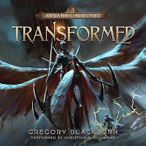 Transformed Audiobook By Gregory Blackburn cover art