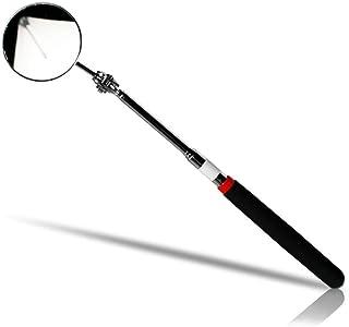 4 piezas Draper 44001 Juego de herramienta telesc/ópica y espejos para recoger objetos