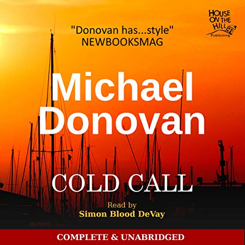 Cold Call audiobook cover art