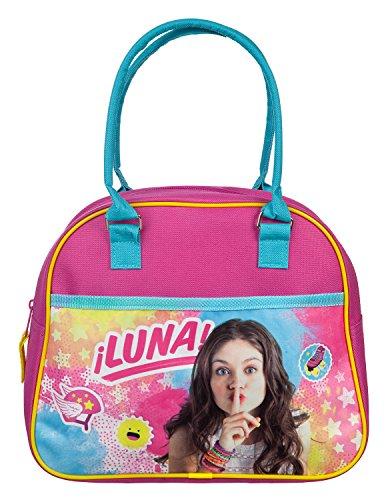 Undercover SORN7804 Handtasche, Disney Soy Luna, ca. 33 x 23 x 10 cm