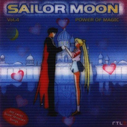 Sailor Moon - Vol. 4 (Power of Magic) [SOUNDTRACK]
