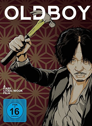 Oldboy - Collector's Edition (+ DVD / + Bonus-Blu-ray / + CD-Soundtrack) [Limited Edition]