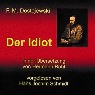 Der Idiot Titelbild