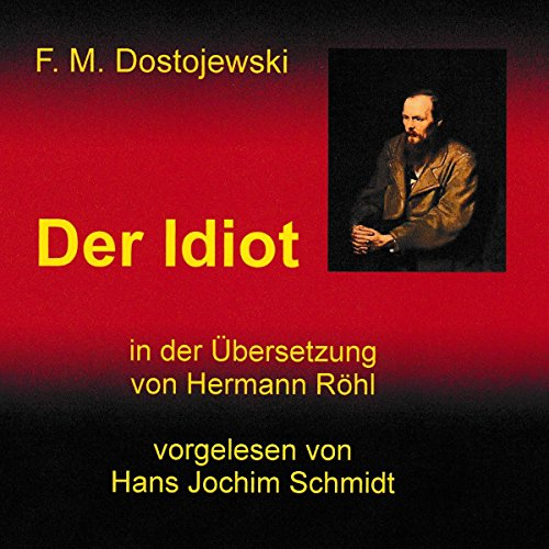 Der Idiot audiobook cover art