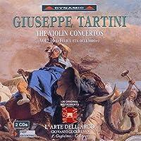 タルティーニ:ヴァイオリン協奏曲集 16 (グリエルモ)