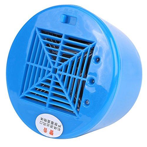 Yeelur Lámpara calefactora Resistente al Calor Lámpara calefactora para lechones Pollo para lechones Cría de Animales