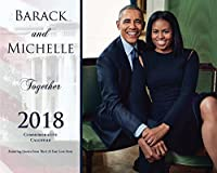 """Barack and Michelle """" Together」2018記念カレンダー"""