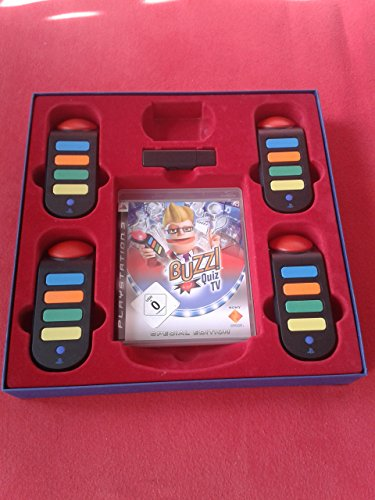 BUZZ! Quiz TV - Special Edition inkl. Wireless-Buzzer