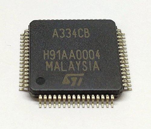 1 stuk TDA7511 AM/FM TUNER FOR CAR RADIO AND HIFI APPLICATIONS IC | Vcc 10,5 V | TQFP64 behuizing
