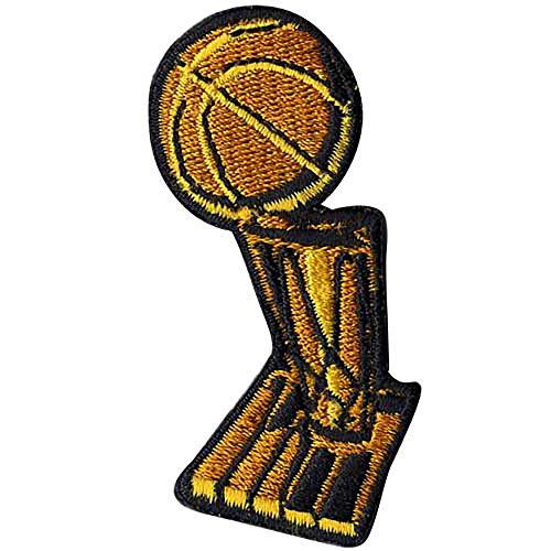 2007 NBA Finals Jersey Patch San Antonio Spurs Cleveland Cavaliers Gold, Black